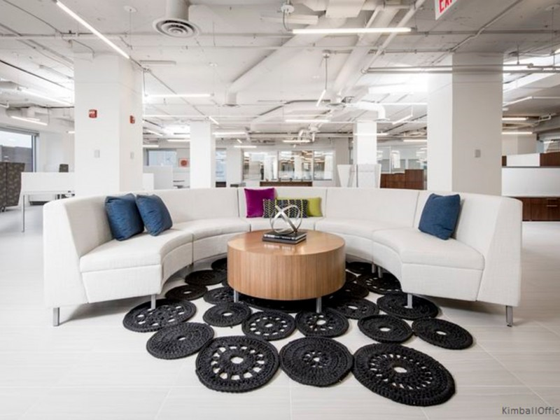 Kimball Office DC Showroom Seating